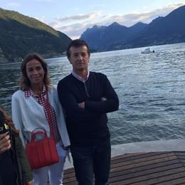 Giorgio Gori e Cristina Parodi