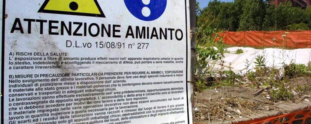 Amianto, il problema dello smaltimento «Il vero nodo sono le discariche»