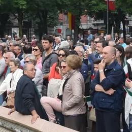 Bergamo, la festa del 2 giugno