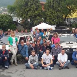 Panda 4x4, la passione romba  con il raduno in Val Gandino -  Video