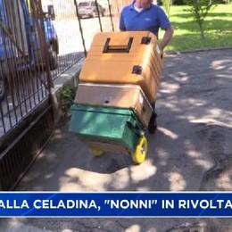 Cre dei nonni, i dsagi alla Celadina.