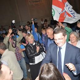 Treviglio, vince la Lega con Imeri Caravaggio, Bolandrini è sindaco