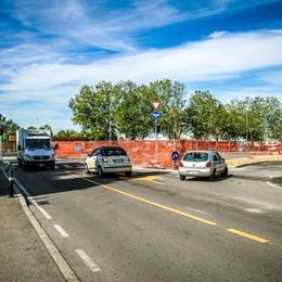 Celadina, entro l'estate la nuova rotonda Presto 500 nuovi parcheggi - Video
