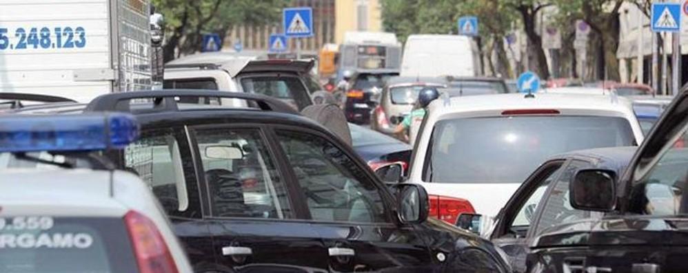 Le news sul traffico in tempo reale Ecco come evitare gli ingorghi - Diretta