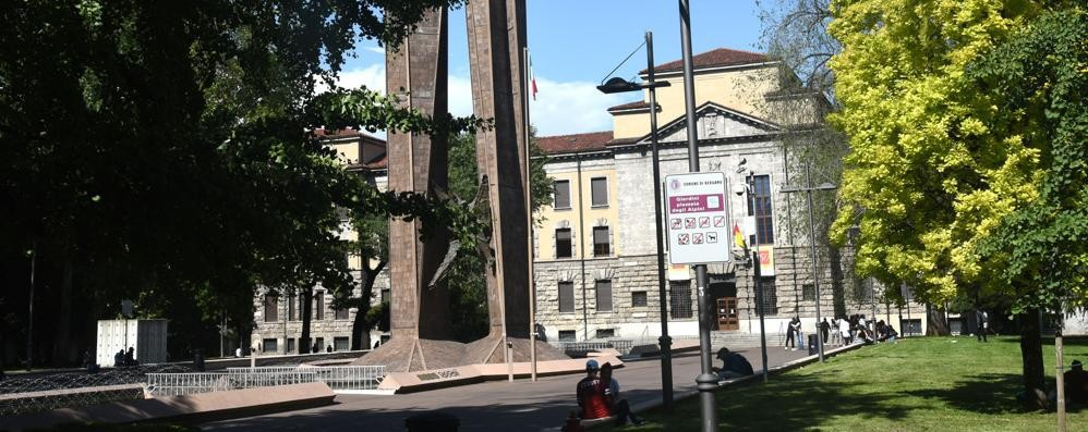 Tre piazze della città si rifanno il look Idee per Alpini, Carrara e Risorgimento?