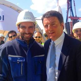 «In Russia sul maxi cantiere ho fatto da guida a Renzi»
