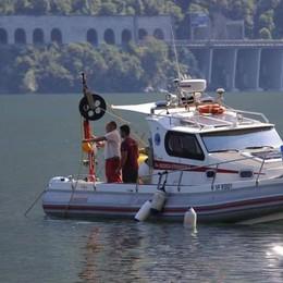 Sub annegato nel lago di Lecco Il corpo trovato a 60 metri di profondità
