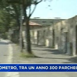 Bergamo. Area ex-gasometro, 200 prcheggi entro il 2008