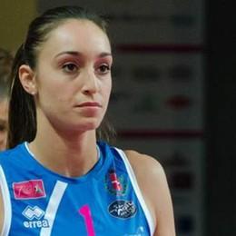 Foppa, arriva Laura Partenio «Il mio obiettivo? Vincere»