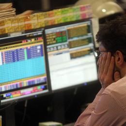 Apertura disastrosa per la Borsa di Milano Tracollo in Europa, crolla la Sterlina
