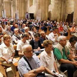 Il viaggio dei pellegrini bergamaschi con il vescovo in Campania e a Roma