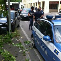 Inseguimento e droga in auto: preso «Chiedo scusa», ma resta in carcere