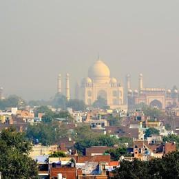 L'amore, l'India, la meraviglia Viaggio nel Taj Mahal - Foto