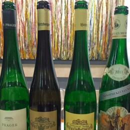 Vini austriaci della Wachau  sotto la lente dell'Ais