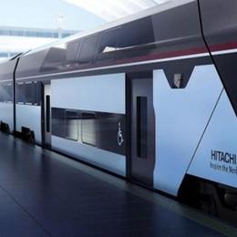 Ecco il nuovo treno pendolari Si chiama «Caravaggio»