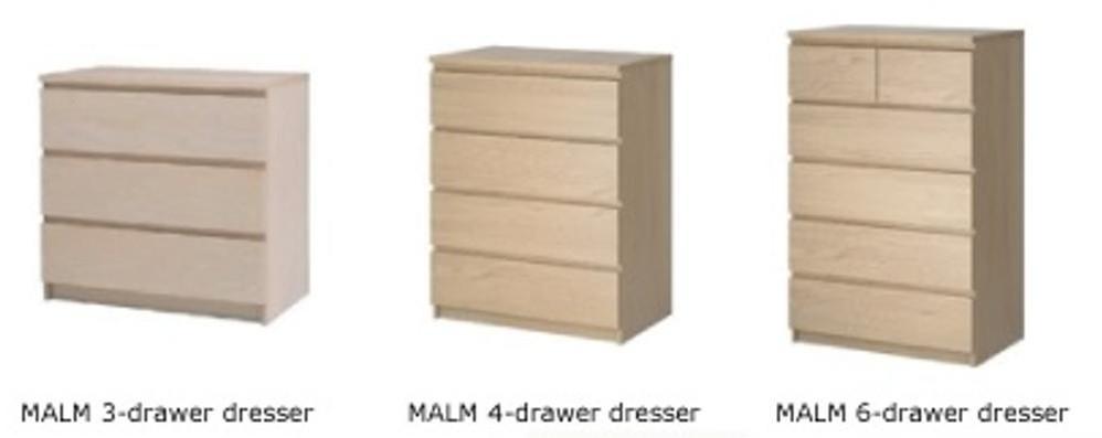 Cassettiera Malm Ikea Istruzioni Montaggio.Ikea Ritira La Cassettiera Malm E Pericolosa Ma Solo Per Gli Usa