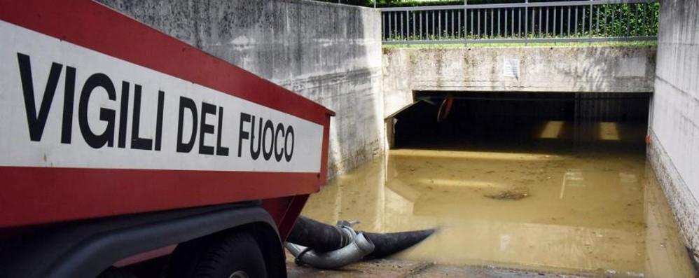 Nubifragio: Bergamo e Treviolo chiedono  lo stato di calamità naturale. Vademecum