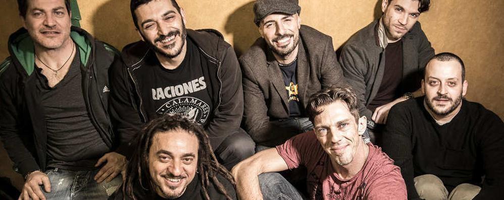 Quando il reggae incontra... la taragna A Roncola in scena  le top band italiane