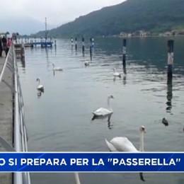 Sarnico, tre parcheggi in più per i turisti di Christo