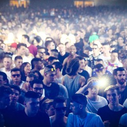 Shade Music Festival In Fiera 14 ore di elettronica