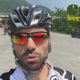 Il viaggio sulla ciclabile della Val Brembana