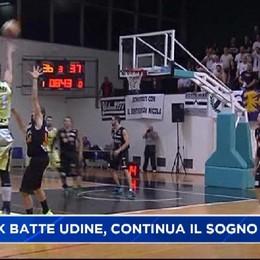 Basket. Charlie Recalcati a Bergamo: Coamrk? Ottimo l'atteggiamento din campo