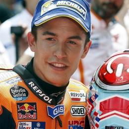 Marquez in pole position al Montmelò Rossi soltanto quinto a sette decimi