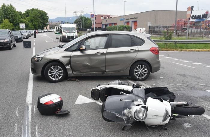 Il mortale incidente in via Zanica