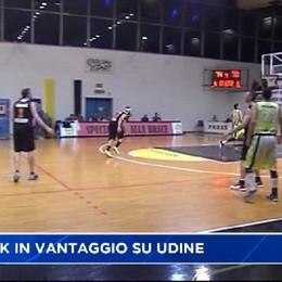 Super Comark domina Udine e ipoteca la A2