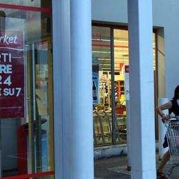 A Clusone un nuovo supermercato H24 Sarà aperto anche di notte, 7 giorni su 7