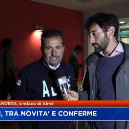 Almè, il nuovo sindaco è Massimo Bandera della Lega Nord