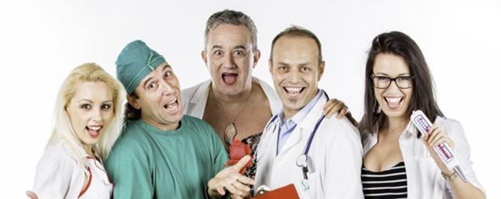 Da mercoledì una clinica di risate C'è il «Virus Show», sconti su Kauppa