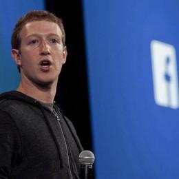 Zuckerberg colpito dagli hacker Svelata la sua password: «Dadada»