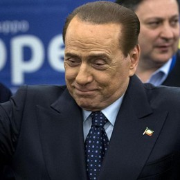 Scompenso cardiaco  Berlusconi ricoverato