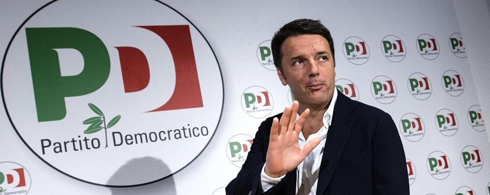 Una nuova partita e l'ansia di Renzi