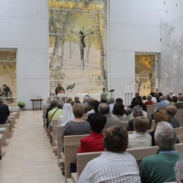Il Giubileo va incontro ai malati nella chiesa del Papa Giovanni