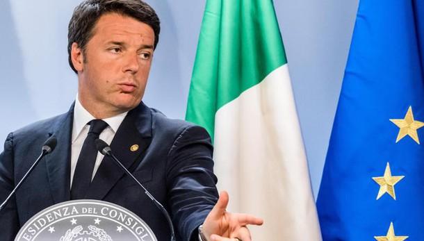 Brexit: Renzi, Ue si salva senza vincoli