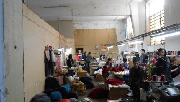 Gruppo cinesi Prato organizzava ronde