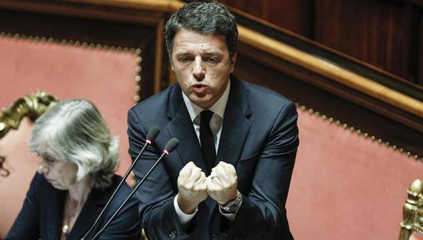 Lavoro: Renzi,posti stabili con Jobs Act