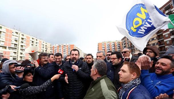 Salvini esulta per nuovo ballottaggio