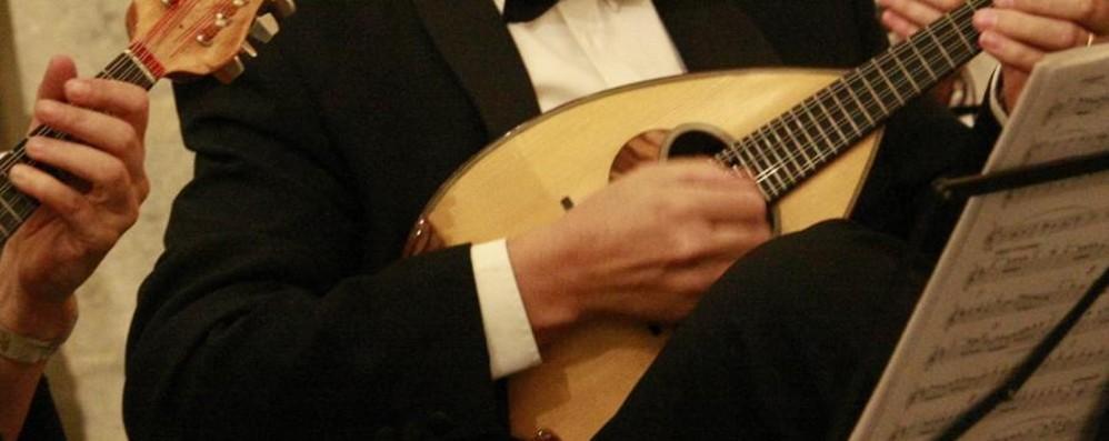 «Pizzicando!» concerto nella chiesa di Astino
