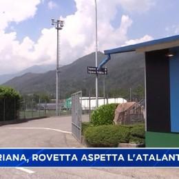 Val Seriana, Rovetta si prepara all'arrivo dell'Atalanta