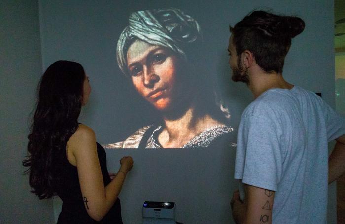 Raw Gallery, la nuova galeria digitale in via Torquato Tasso 49C