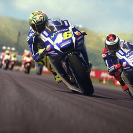 Valentino Rossi: The Game Salite in sella col Dottore