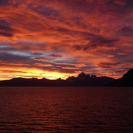 Con Magellano nella Terra del Fuoco Tra ghiacci e fiamme oltre ogni confine