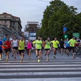 Correre, una passione di moda Ecco la t-shirt Bergamo di Kauppa
