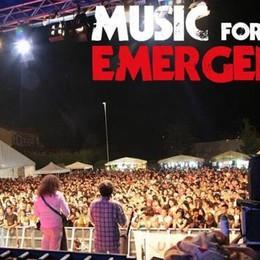 Music for Emergency di scena a Cenate Sotto