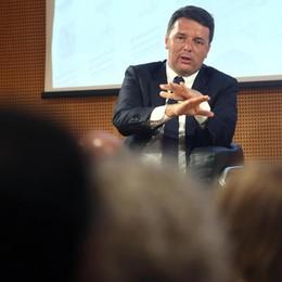 Renzi annuncia: «Bye bye Equitalia» E annuncia provvedimenti per le famiglie