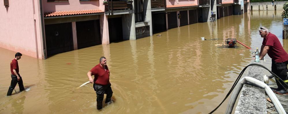 Il Pirellone ha chiesto al Governo lo stato d'emergenza per il maltempo