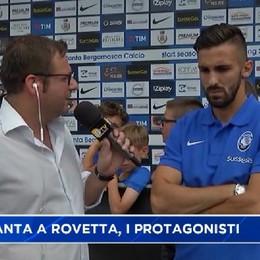 l'Atalanta a Rovetta, Marco D'Alessandro protagonista di Atalanta in campo